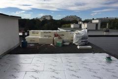 isoleren bestaand plat dak