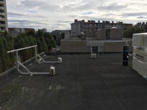Isolatie koud dak